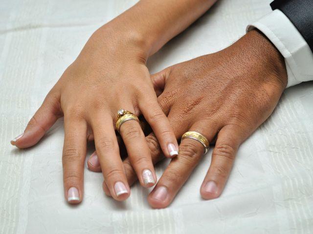 El matrimonio de Alfredo y Ruby en Villavicencio, Meta 55