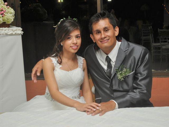 El matrimonio de Alfredo y Ruby en Villavicencio, Meta 58