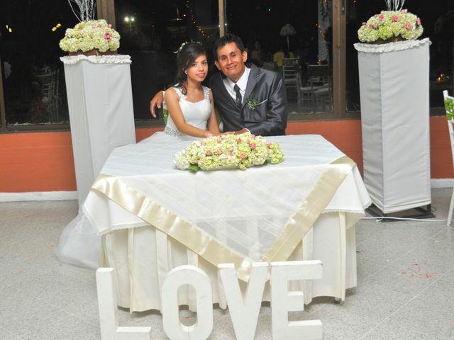 El matrimonio de Alfredo y Ruby en Villavicencio, Meta 59