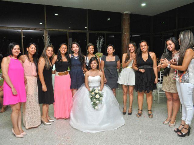 El matrimonio de Alfredo y Ruby en Villavicencio, Meta 61