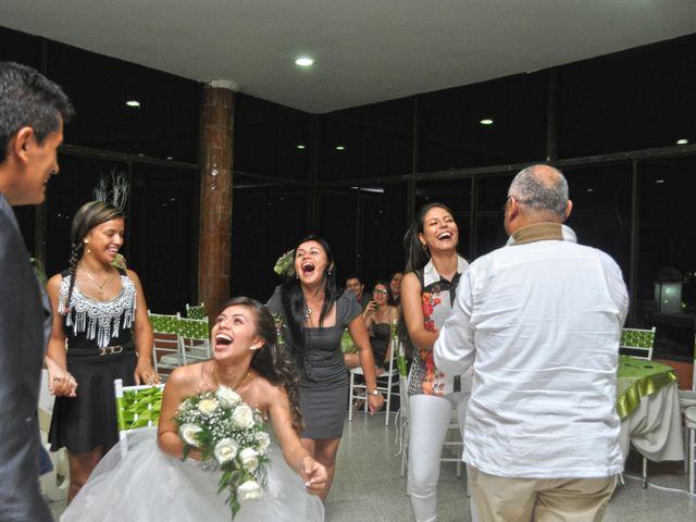 El matrimonio de Alfredo y Ruby en Villavicencio, Meta 62