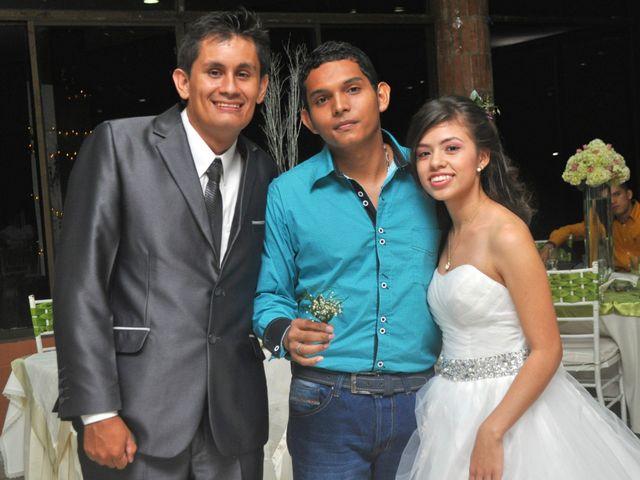 El matrimonio de Alfredo y Ruby en Villavicencio, Meta 65