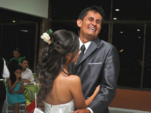 El matrimonio de Alfredo y Ruby en Villavicencio, Meta 66