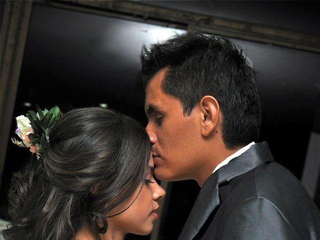 El matrimonio de Alfredo y Ruby en Villavicencio, Meta 1