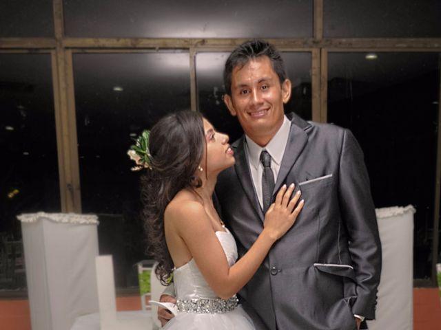 El matrimonio de Alfredo y Ruby en Villavicencio, Meta 70
