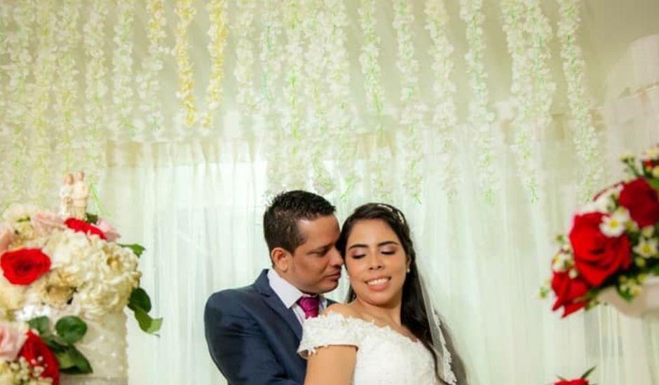 El matrimonio de Roger  y Cristina  en Montería, Córdoba