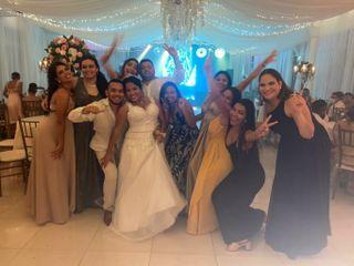 El matrimonio de María Paz  y Yohandry  1