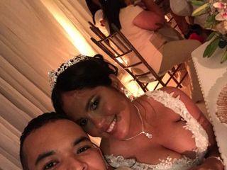 El matrimonio de María Paz  y Yohandry  2