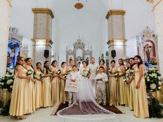 El matrimonio de María Paz  y Yohandry  3