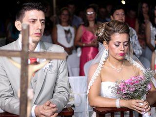 El matrimonio de Lucía  y Cristóbal 1