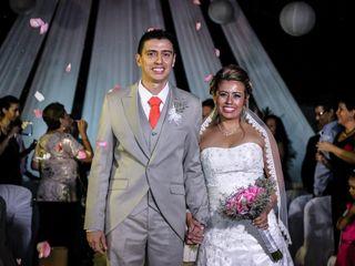 El matrimonio de Lucía  y Cristóbal 3