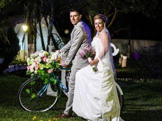 El matrimonio de Lucía  y Cristóbal