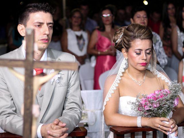 El matrimonio de Cristóbal y Lucía  en Cali, Valle del Cauca 3