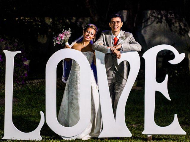 El matrimonio de Cristóbal y Lucía  en Cali, Valle del Cauca 6