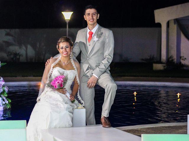 El matrimonio de Cristóbal y Lucía  en Cali, Valle del Cauca 11