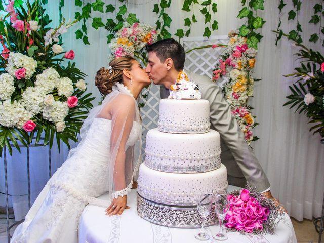El matrimonio de Cristóbal y Lucía  en Cali, Valle del Cauca 2
