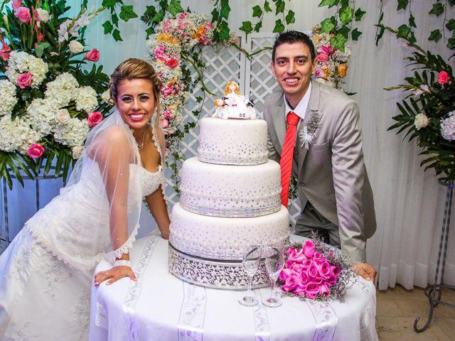 El matrimonio de Cristóbal y Lucía  en Cali, Valle del Cauca 14