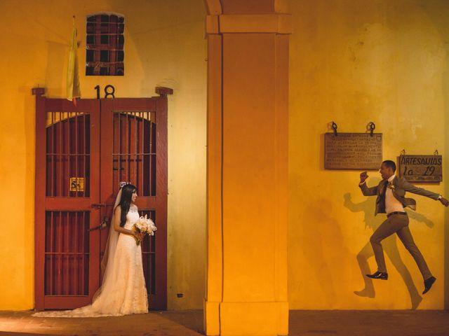 El matrimonio de Laura y Angel