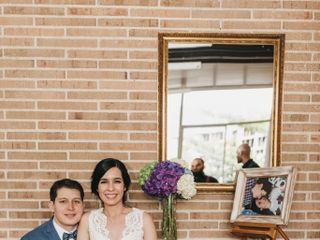 El matrimonio de Verónica y Alejandro 2