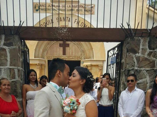 El matrimonio de Andrés y Tatiana  en Cali, Valle del Cauca 12