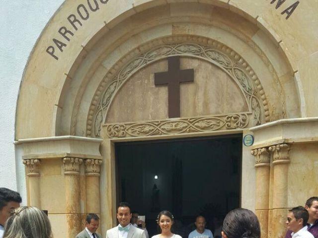 El matrimonio de Andrés y Tatiana  en Cali, Valle del Cauca 14