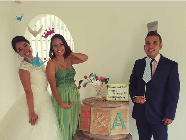 El matrimonio de Andrés y Tatiana  en Cali, Valle del Cauca 39