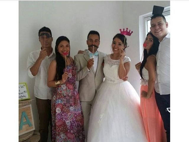 El matrimonio de Andrés y Tatiana  en Cali, Valle del Cauca 40