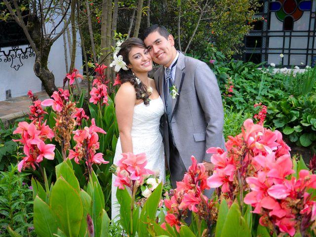 El matrimonio de Marhs y Fepecas