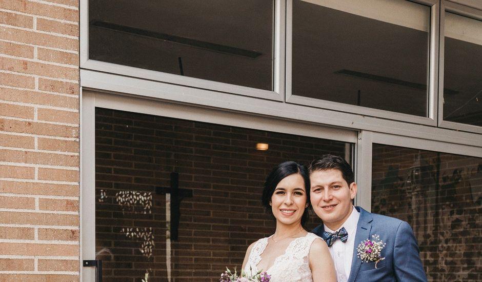 El matrimonio de Alejandro y Verónica en Envigado, Antioquia