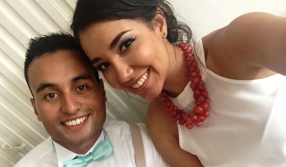 El matrimonio de Andrés y Tatiana  en Cali, Valle del Cauca