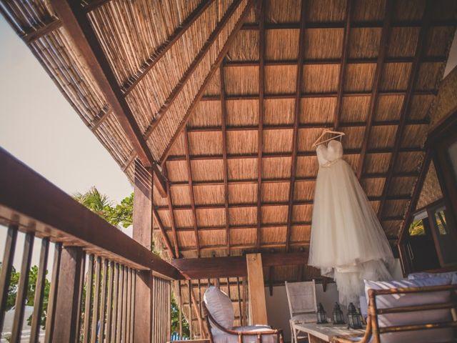 El matrimonio de Nico y Monica en Cartagena, Bolívar 2