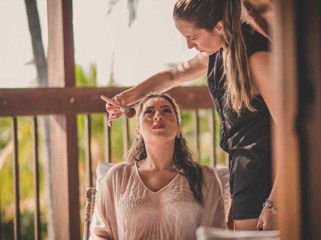 El matrimonio de Nico y Monica en Cartagena, Bolívar 3