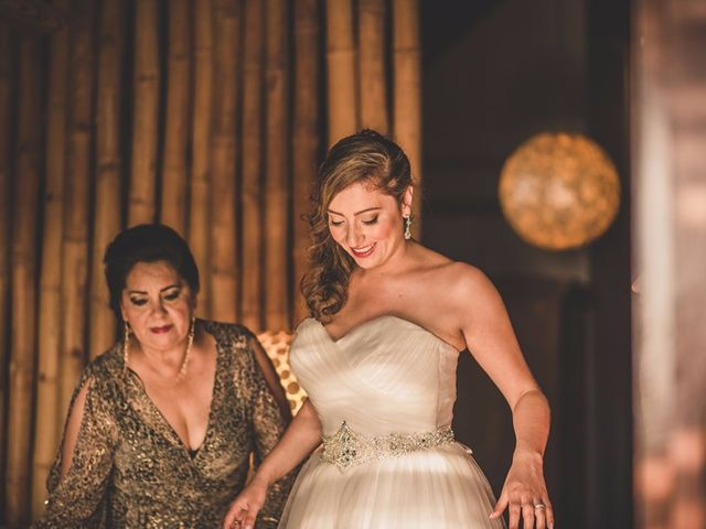 El matrimonio de Nico y Monica en Cartagena, Bolívar 1