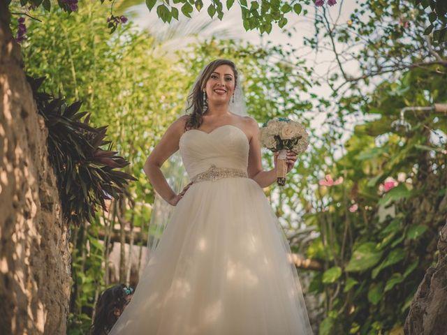 El matrimonio de Nico y Monica en Cartagena, Bolívar 15