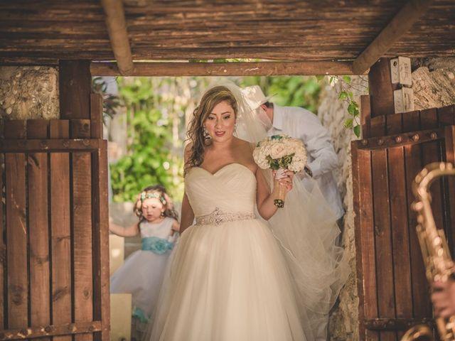 El matrimonio de Nico y Monica en Cartagena, Bolívar 16
