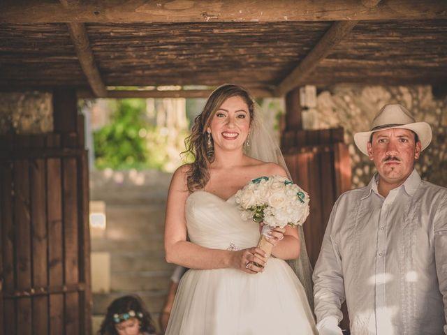 El matrimonio de Nico y Monica en Cartagena, Bolívar 17