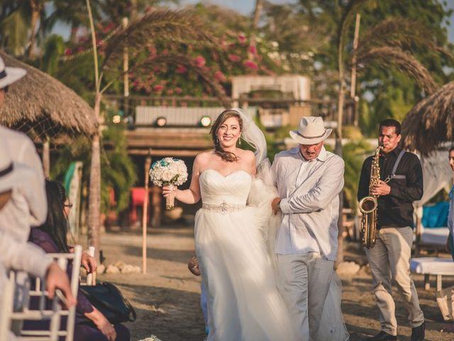 El matrimonio de Nico y Monica en Cartagena, Bolívar 20