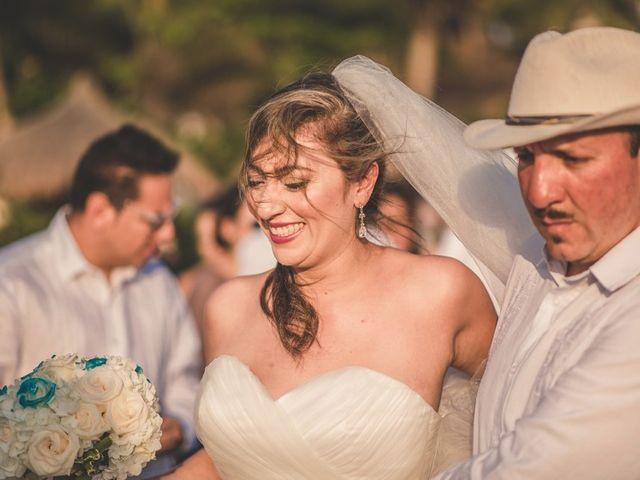 El matrimonio de Nico y Monica en Cartagena, Bolívar 21