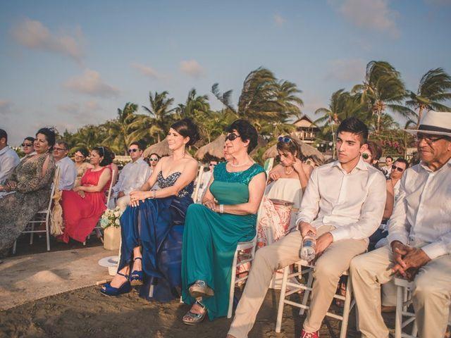 El matrimonio de Nico y Monica en Cartagena, Bolívar 24