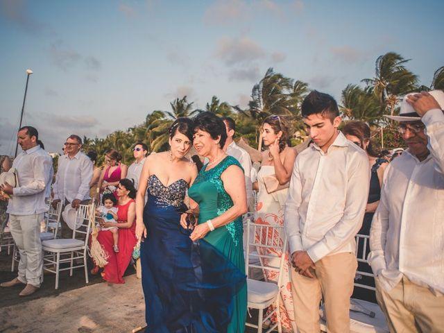 El matrimonio de Nico y Monica en Cartagena, Bolívar 26