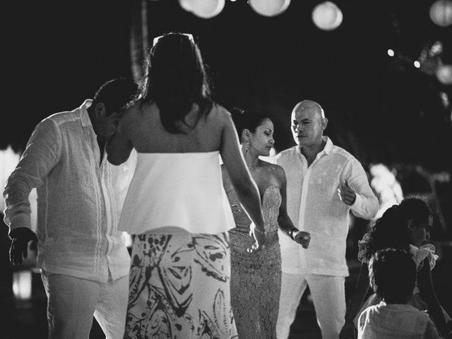 El matrimonio de Nico y Monica en Cartagena, Bolívar 37