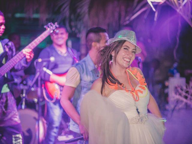 El matrimonio de Nico y Monica en Cartagena, Bolívar 42