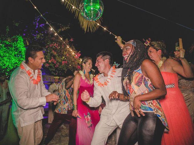 El matrimonio de Nico y Monica en Cartagena, Bolívar 44