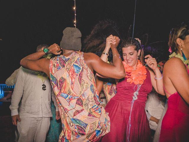 El matrimonio de Nico y Monica en Cartagena, Bolívar 45