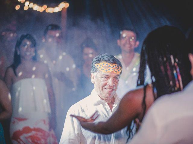 El matrimonio de Nico y Monica en Cartagena, Bolívar 47