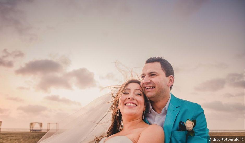 El matrimonio de Nico y Monica en Cartagena, Bolívar