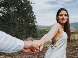 El matrimonio de Marcela y Farid 1