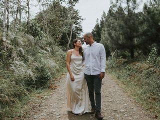 El matrimonio de Marcela y Farid 2