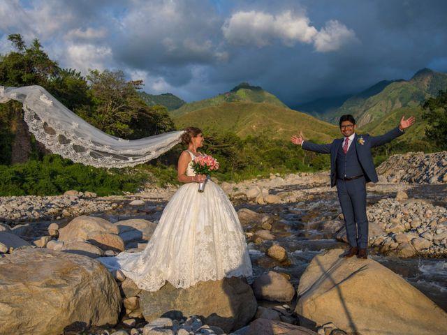 El matrimonio de Angelo y Natalia en Rivera, Huila 1