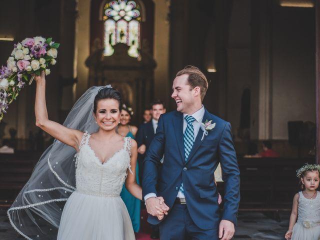 El matrimonio de Rosa y Chris